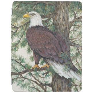 Protection iPad Eagle chauve sur la branche