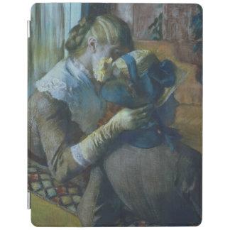 Protection iPad Edgar Degas | deux femmes