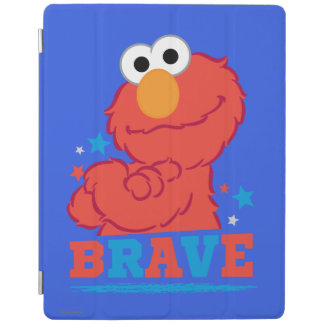 Protection iPad Elmo courageux