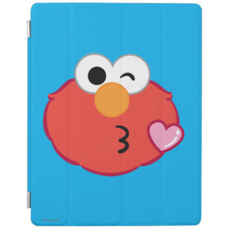 Protection iPad Elmo font face à jeter un baiser