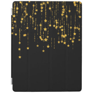 Protection iPad Étoiles d'or