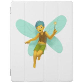 Protection iPad Fée d'homme - Emoji