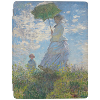 Protection iPad Femme de Claude Monet | avec un parasol