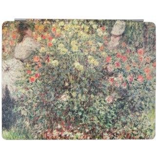 Protection iPad Femmes de Claude Monet | en fleurs, 1875