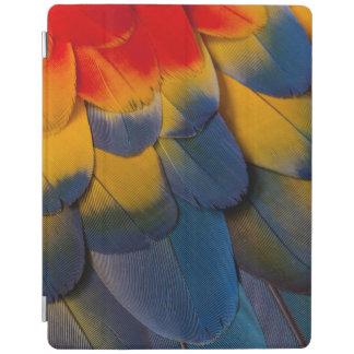 Protection iPad Fermez-vous des plumes d'ara