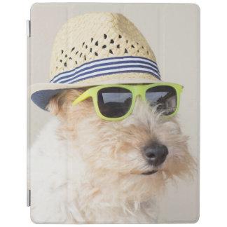Protection iPad Fox Terrier