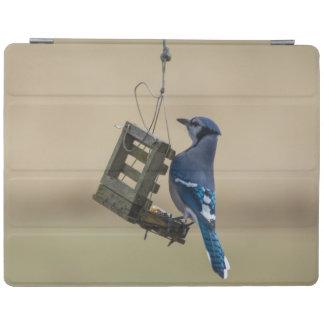 Protection iPad Geai bleu de oscillation