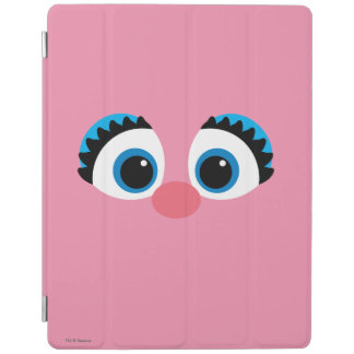 Protection iPad Grand visage d'Abby Cadabby