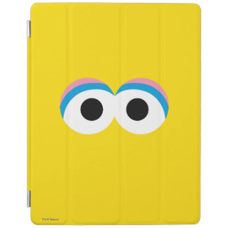 Protection iPad Grand visage de grand oiseau