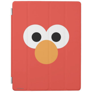 Protection iPad Grand visage d'Elmo
