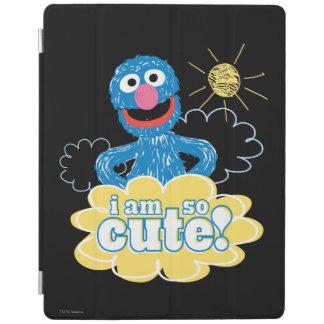 Protection iPad Grover mignon