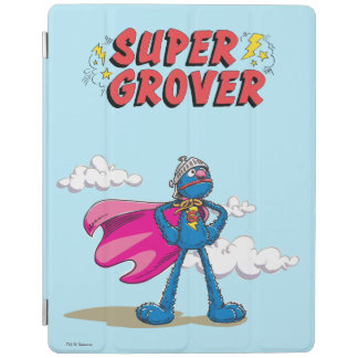 Protection iPad Grover superbe