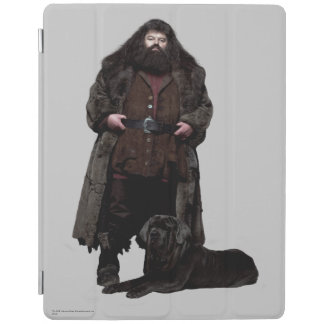 Protection iPad Hagrid et chien