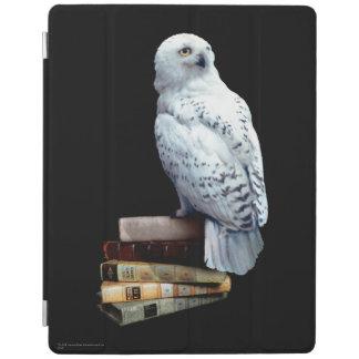 Protection iPad Hedwig sur des livres