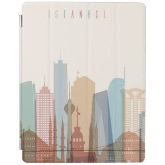 Protection iPad Horizon de ville d'Istanbul, Turquie |