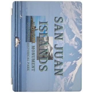 Protection iPad Îles d'ABH San Juan