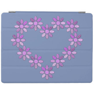 Protection iPad Image de coeur