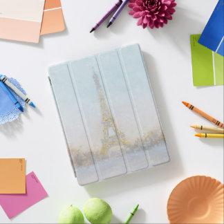 Protection iPad Image de l'aquarelle | d'Eiffel Towe