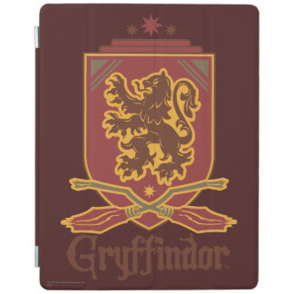 Protection iPad Insigne de Harry Potter | Gryffindor QUIDDITCH™