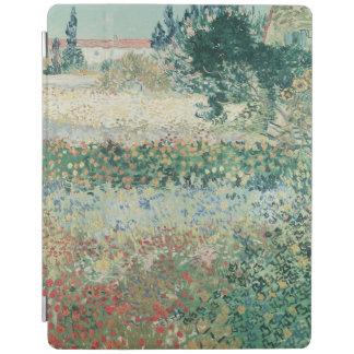 Protection iPad Jardin de Vincent van Gogh | en fleur, Arles, 1888