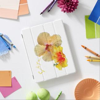 Protection iPad KETMIE de ☼, fleur de ☼ de passion