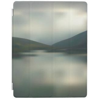 Protection iPad Lac dans les montagnes