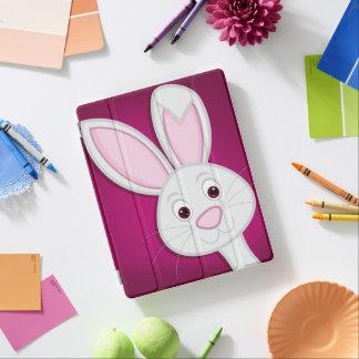 Protection iPad Lapin de Pâques de dissimulation