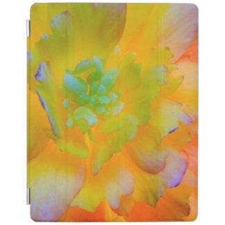 Protection iPad Le bégonia rougeoyant fleurissent | Seabeck, WA