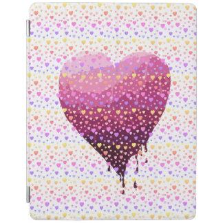 Protection iPad Le coeur de Valentine