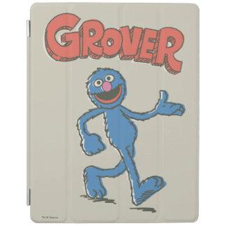 Protection iPad Le cru de Grover badine 2