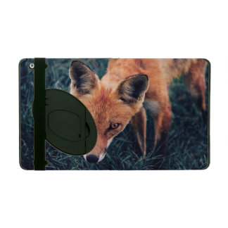 Protection iPad Le Fox rouge