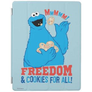 Protection iPad Liberté et biscuits pour tous !