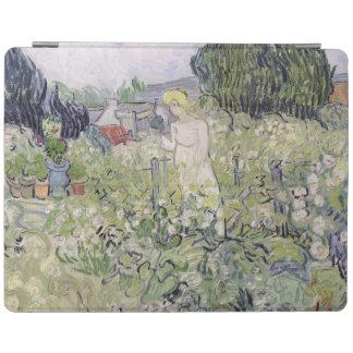 Protection iPad Mademoiselle Gachet de Vincent van Gogh | dans le