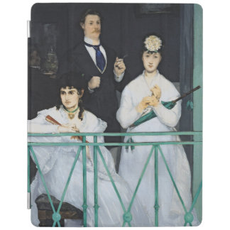 Protection iPad Manet | le balcon, 1868-9