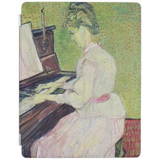 Protection iPad Marguerite des prés Gachet de Vincent van Gogh |
