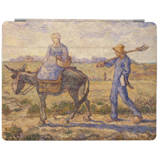 Protection iPad Matin de Vincent van Gogh |, sortant pour