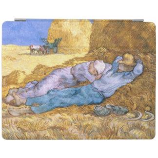 Protection iPad Midi de Vincent van Gogh |, la sièste, après