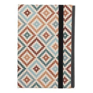 Protection iPad Mini 4 Terres cuites aztèques de Crm de sarcelles d'hiver