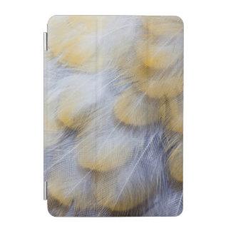 Protection iPad Mini Abrégé sur d'or pâle plume de grive