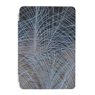 Protection iPad Mini Abrégé sur gris plume
