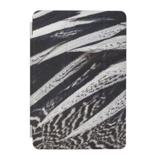 Protection iPad Mini Abrégé sur noir et blanc plume