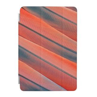 Protection iPad Mini Abrégé sur rouge plume d'ara