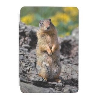 Protection iPad Mini Alerte d'écureuil moulu pour le danger