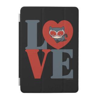 Protection iPad Mini AMOUR de Catwoman de Chibi