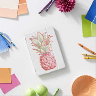 Protection iPad Mini Ananas | rose tropical
