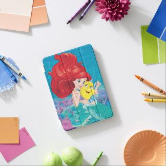 Protection iPad Mini Ariel | font l'heure pour des amis