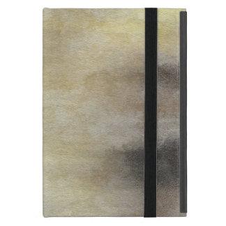 Protection iPad Mini arrière - plan abstrait d'aquarelle d'art sur le