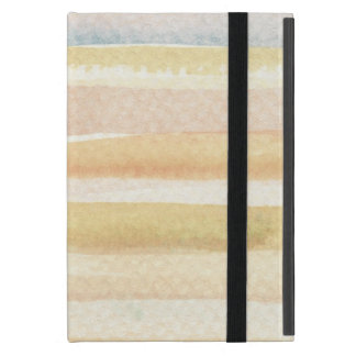 Protection iPad Mini Arrière - plan d'art d'aquarelle, texture