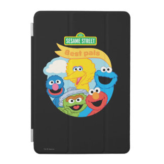 Protection iPad Mini Art de caractère de Sesame Street