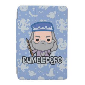 Protection iPad Mini Art de personnage de dessin animé de Dumbledore